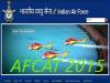 AFCAT 2015 Results Declared: Notification for Shortlisted Candidates