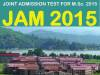 Joint Admission Test, 2015 Chemistry Syllabus