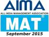 Management Aptitude Test (MAT) 2015 online registration