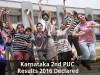 Karnataka 2nd PUC Results 2016 Declared