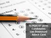 TS PGECET 2016: Candidates can Download Admit Cards
