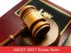 NLU Delhi releases the exam date for AILET 2017