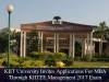 KIIT University Releases KIITEE Management Exam Dates, Apply Now!