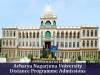Acharya Nagarjuna University Invites Applications For Distance Postgraduate Programmes
