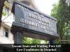 Vacant Seats and Waiting Puts Off Law Candidates in Mumbai