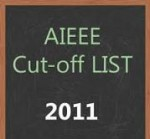 Aieee 2011 Cutoffs And Counselling Aid
