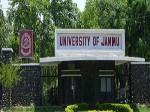 Mphil Entrance At University Of Jammu On Nov