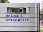 Deemed Universities To Be Derecognized Soon