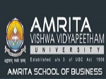 Amritha School Of Business Opens Mba Admissions