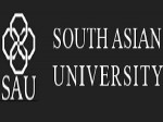 South Asian University New Delhi Opens Pg Admissions