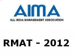 Research Management Aptitude Test 2012 On May