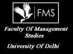 Fms Delhi University Renovates Mba Part Time Program