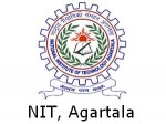 Nit Agartala Opens Msc M Tech Ph D Admissions