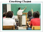 Cut Off Marks To Be Considered Even In Coaching Classes