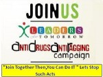 Du 55colleges Join Anti Drugs And Ragging Campaign