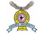Bharati Vidyapeeth Deemed University Ph D Admission