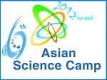 Sixth Asia Science Camp 29 Students Representing India