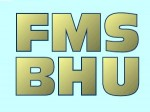Fms Bhu Varanasi Opens Mba And Mba In Ib Admission