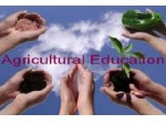 New Policy For Higher Agricultural Education Coming Up