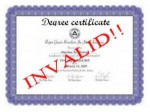 Invalid Certificates Of Few Deemed Universities