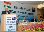 India And New Zealand To Strengthen Education Ties