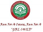 Iim Rohtaks Marathon Run For The Girl Child