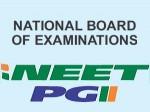 Nda Notification To Neet Pg 2013 Aspirants