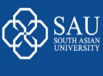 South Asia University Pg And Phd Programs Admission