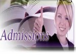 Schedule For Common Admission Process