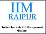 Iim Raipur Conducts Common Admission Process