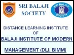 Distance Education Mba Admissions In Biim Pune