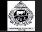 Orissa University Admission 2013 Agriculture Technology