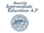 Andhra Pradesh Inter Board Supplymentary 2013 Timetable