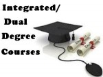Indian Universities That Offer Integrated Degrees
