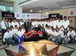 Manipal University Launched Formula Maipal 2013 Car