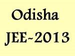 Odisha Jee 2013 Provisional List Engineering Declared