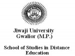 Distance Education In Ug And Pg Courses At Jiwaji University Gwalior