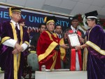 Speech By Pranab Mukherjee At 23rd Convocation Of Pondicherry Varsity