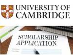 University Of Cambridge Offers International Scholarship