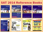 Sat 2014 Reference Books And Solved Papers