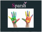 Stress Management For Special Children At Sparsh Foundation