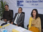 Amu Center For Distance Education Ties With A German Foundation
