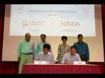 Gif Donates One Million Singapore Indian Development Association