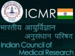 Icmr Invites Applications For International Fellowship 2014