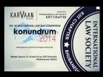 Kiit Odisha National Law Quiz Competition Konundrum