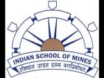 Indian School Mines Offers M Sc M Sc Tech M Phil Admission