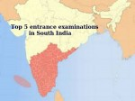 Top 5 Entrance Examinations In South India