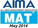 Aima Mat May 2014 Online Registration