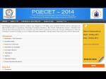 Ap Pgecet 2014 Time Table Exam Pattern