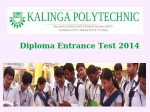 Kiit Polytechnic Conducts Diploma Entrance Test